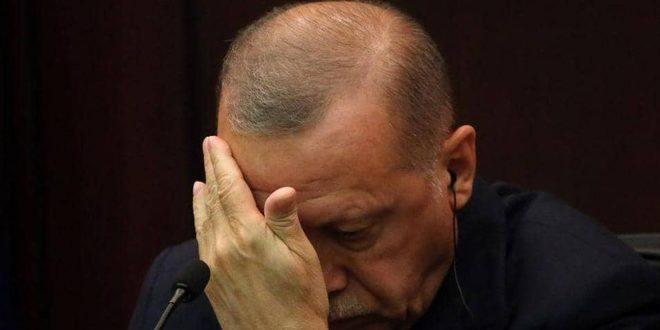 بعدما امتهن اللصوصية… مليارات الدولارات تتبخر من المركزي التركي والمعارضة تدحض حجج أردوغان