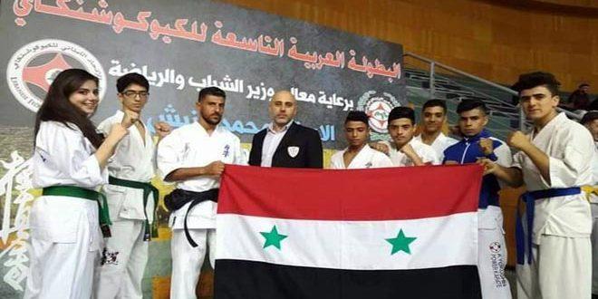 شرطة حمص يسعى لضم الكيوكوشنكاي إلى عائلة فنونه القتالية