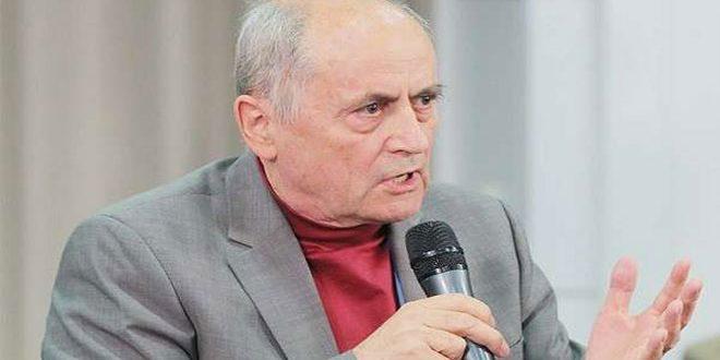 تشارنوغورسكي: سورية دولة لها تاريخ عريق وتحظى بأهمية عالمية