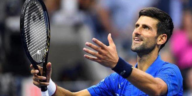 ديوكوفيتش.. المصنف الأول التاريخي للاعبي التنس