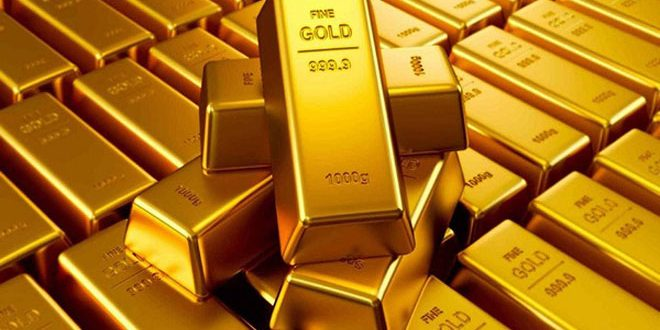 انخفاض أسعار الذهب لأدنى مستوى في 9 أشهر