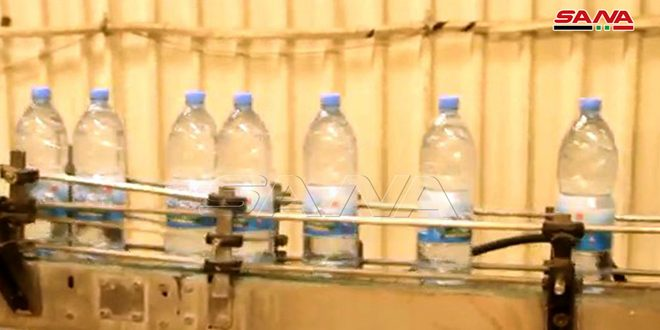 لائحة أسعار جديدة لعبوات مياه الشرب
