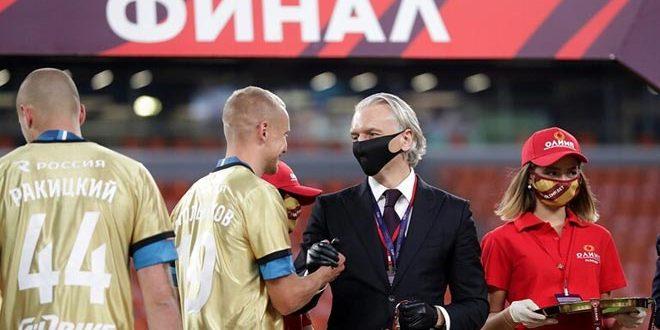 رئيس الاتحاد الروسي لكرة القدم يفوز بعضوية اللجنة التنفيذية لـ (اليويفا)