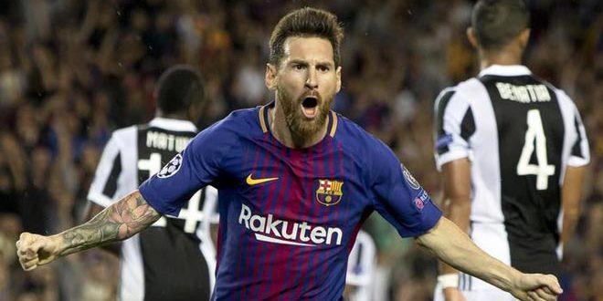 برشلونة يسعى لتخفيض راتب ميسي لتجديد عقده