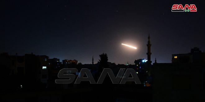 محللون: الدفاعات الجوية السورية تسقط باقتدار عدواناً إسرائيلياً جديداً بالصواريخ على محيط دمشق