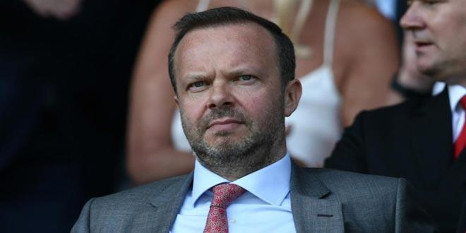 مانشستر يونايتد يعلن استقالة مديره التنفيذي وودوارد