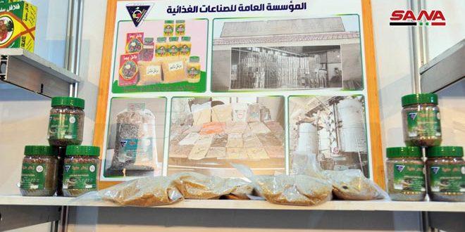تخفيضات 25 بالمئة على منتجات مؤسسة الصناعات الغذائية في رمضان