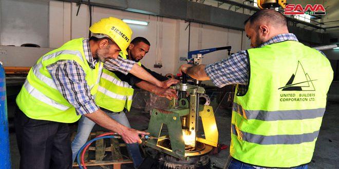 عمال الكهرباء: نواصل تأهيل الشبكات وسنشارك بالانتخابات لاستكمال مسيرة الانتصارات