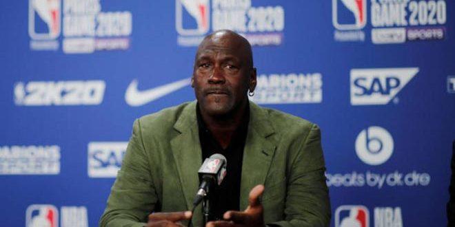 بيع قميص لأسطورة السلة الأمريكية جوردان بـ 3ر1 مليون دولار