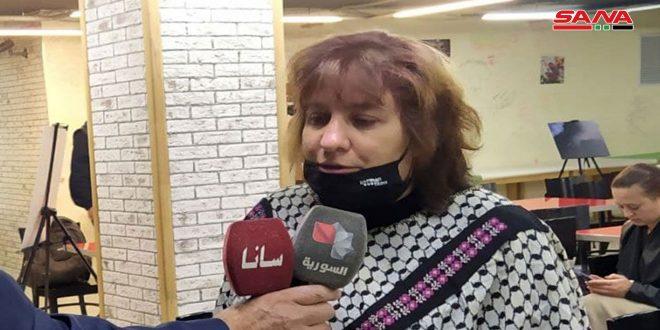 برلمانية روسية سابقة:الانتخابات الرئاسية في سورية تعبير عن الحالة الديمقراطية