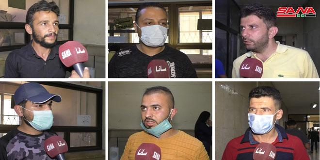 المسرحون من خدمة العلم: حققنا الانتصار في الميدان وسنشارك بالانتخابات لتعزيزه