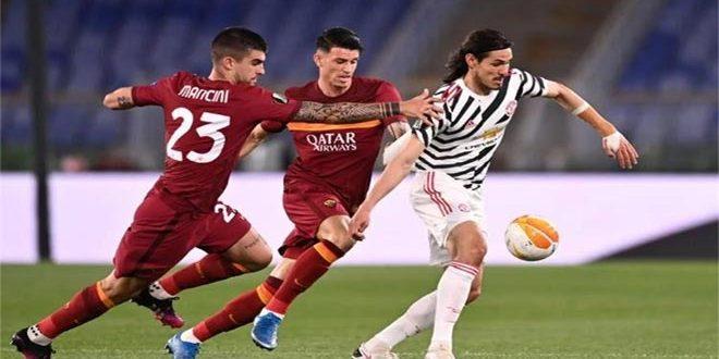 مانشستر يونايتد يخسر أمام روما ويتأهل لنهائي الدوري الأوروبي