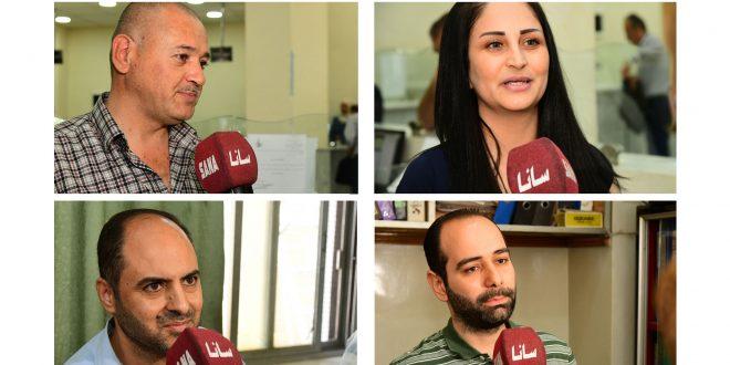 عمال كهرباء دمشق وريفها: سنشارك في الانتخابات متمسكين بقرارنا وسيادة بلدنا