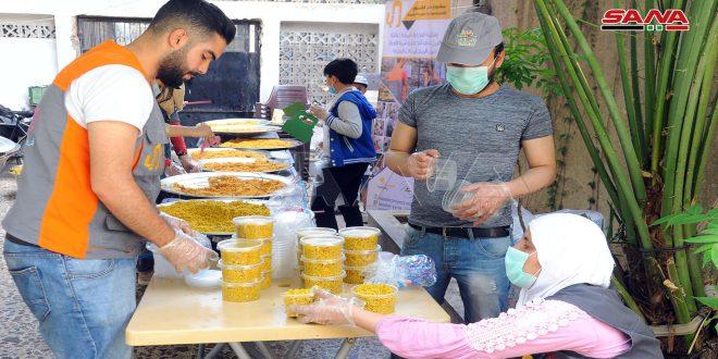 شباب ناشطون في العمل الأهلي: إنجاز الانتخابات الرئاسية خطوة نحو سورية المستقبل