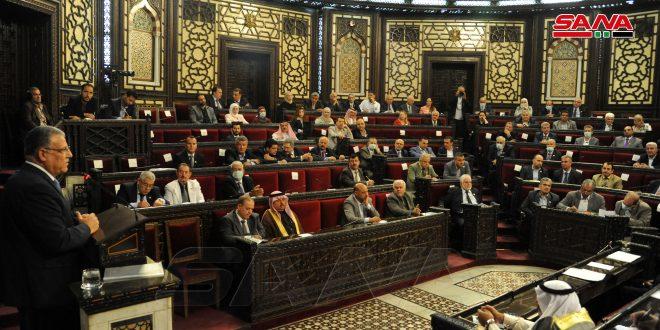 وزير الزراعة أمام مجلس الشعب: مستمرون بدعم الفلاحين وتوفير مستلزمات الإنتاج