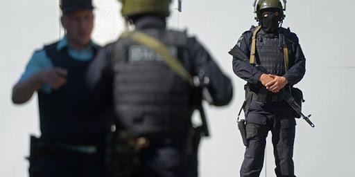 الداخلية الأوزبكية: اعتقال متطرفين متورطين بدعم الإرهاب في سورية