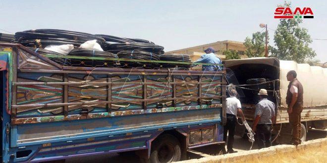 توزيع منح زراعية على 800 أسرة بالقنيطرة ضمن المرحلة الثالثة