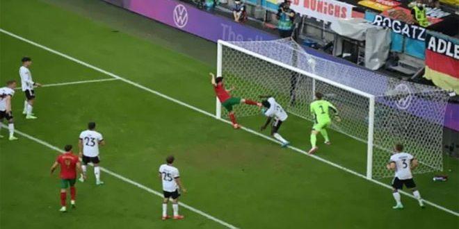ألمانيا تفوز على البرتغال بـ 4-2 ضمن منافسات اليورو 2020