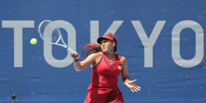 اليابانية أوساكا تتأهل إلى الدور الثالث لمنافسات التنس بأولمبياد طوكيو