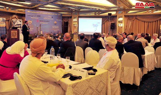 بمشاركة عربية وأجنبية.. انطلاق فعاليات المؤتمر الثالث لتكنولوجيا صناعة الإسمنت