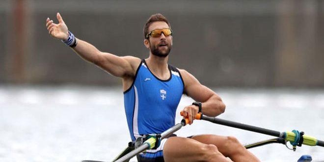 اليونان تحصد ذهبية القارب الفردي ضمن منافسات أولمبياد طوكيو