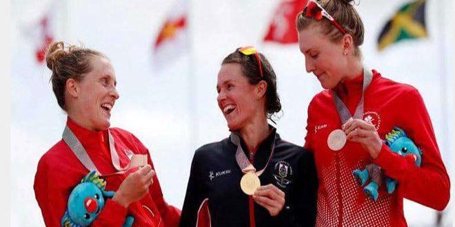 بريطانيا تفوز بأول ذهبية أولمبية للثلاثي المختلط في أولمبياد طوكيو