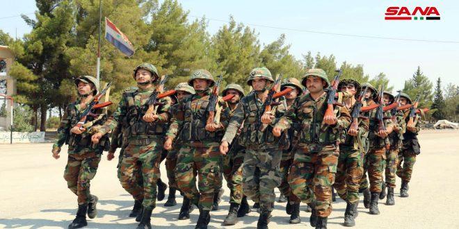 رجال الجيش في عيدهم: نقدم أرواحنا رخيصة دفاعاً عن الوطن وتطهيره من الإرهاب