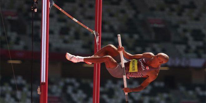 الكندي وارنر يتوج بذهبية العشاري ويحطم الرقم الأولمبي