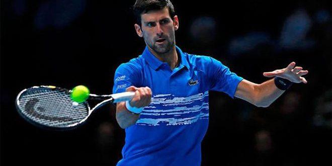 الصربي ديوكوفيتش يتصدر تصنيف لاعبي كرة التنس المحترفين لليوم 546