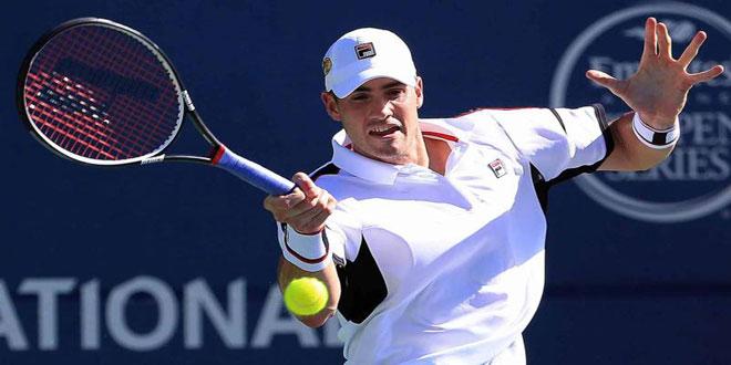 إيسنر يتوج بلقب بطولة أتلانتا المفتوحة للتنس