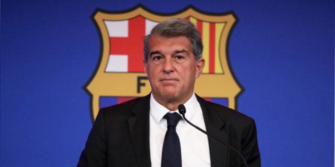 لابورتا يقدم عرضاً جديداً لتخفيض رواتب كبار برشلونة