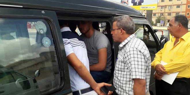 عشرون ضبطاً تموينياً بحق فعاليات مخالفة في درعا