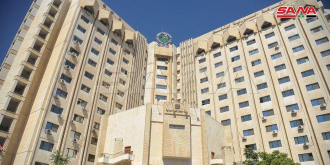 وزارة النفط: بدء عمليات إصلاح خط الغاز العربي الذي تعرض لاعتداء إرهابي