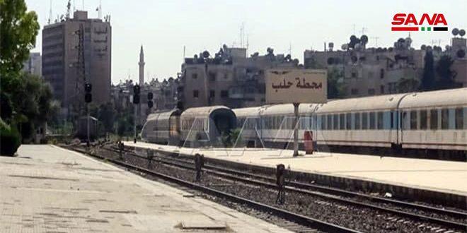 إغلاق الممرات غير النظامية بين محطة جبرين وحي طيبة بحلب