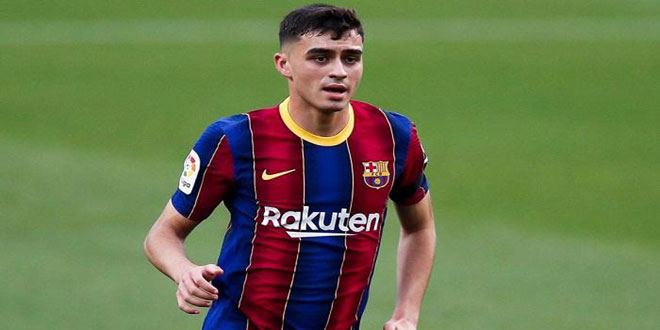 برشلونة يعلن عودة الإسباني بيدري للملاعب