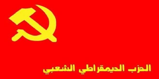 الحزب الديمقراطي الشعبي في لبنان: ضرورة تمتين العلاقات مع سورية