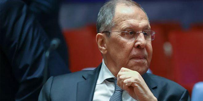 لافروف: يجب القضاء على البؤرة الإرهابية في إدلب