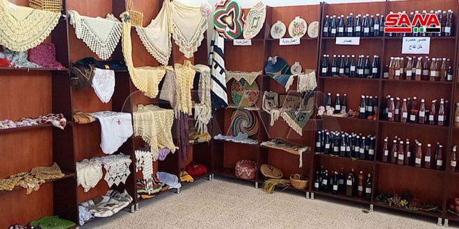 افتتاح سوق لمنتجات المرأة الريفية بالقنيطرة
