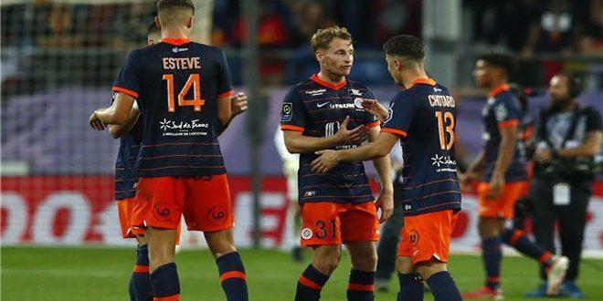 مونبلييه يفوز على لانس في الدوري الفرنسي