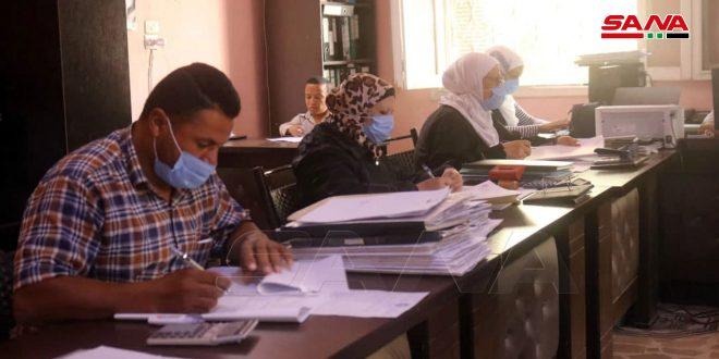 التأمينات الاجتماعية بدير الزور منحت قروضاً بقيمة 13 مليون ليرة للمتقاعدين