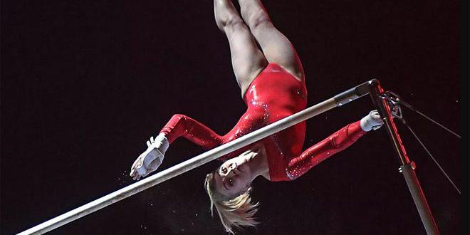 الروسية ميلنيكوفا تفوز بالميدالية الذهبية في بطولة العالم للجمباز الفني