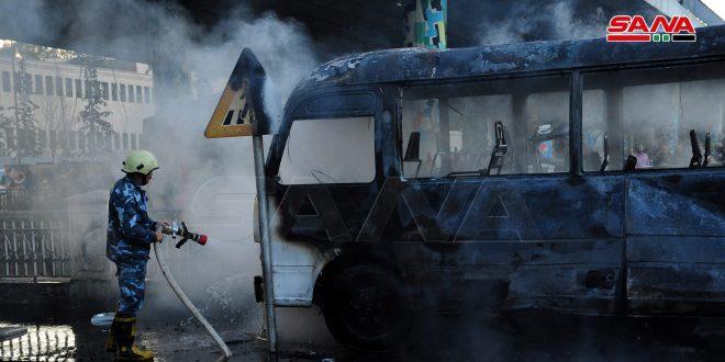 ذبيان: التفجير الإرهابي في دمشق يعكس إفلاس الإرهاب ومشغليه