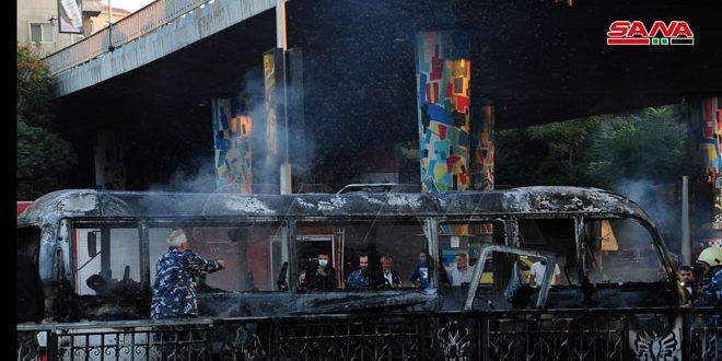 جاليتنا في التشيك: التفجير الإرهابي دليل إفلاس الإرهابيين
