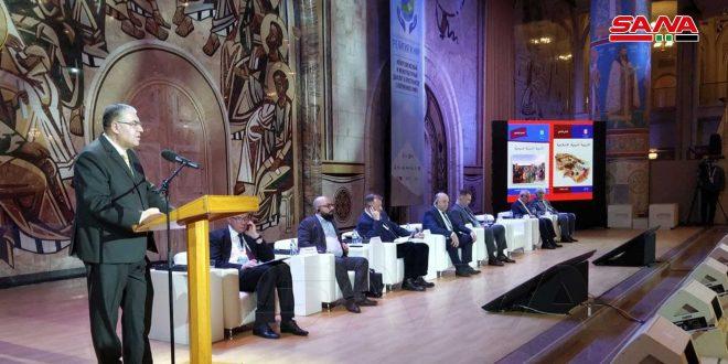سورية تشارك في منتدى موسكو الدولي للسلام والدين